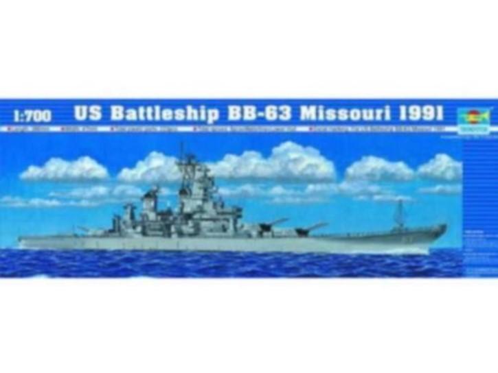 U.S.S. Missouri BB-63 (1991)