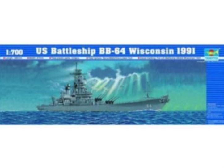 U.S.S. Wisconsin BB-64 (1991)