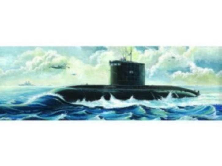 Russian Kilo Class Submarine