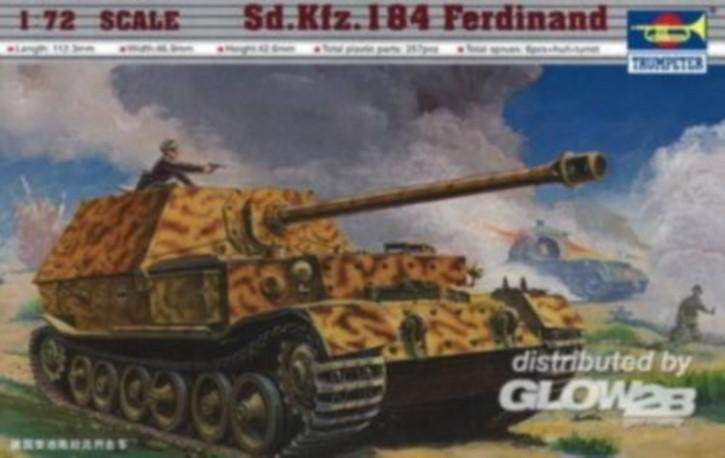 Sd.Kfz. 184 Tiger (P) Ferdinand