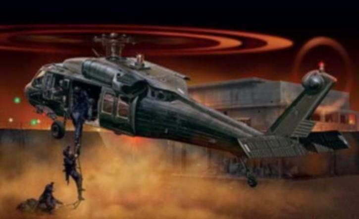 UH-60A Black Hawk Night Raid