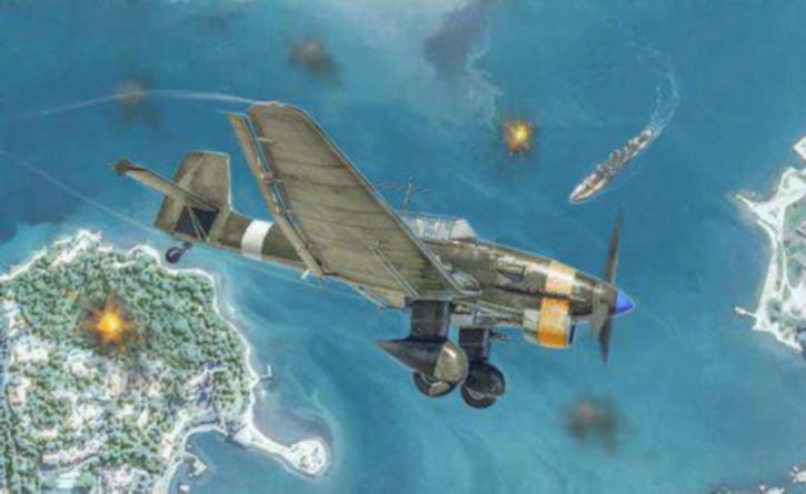 Ju 87 B-2/R-2 Pichiatello