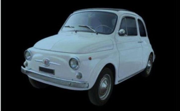 Fiat 500F (1968 version)