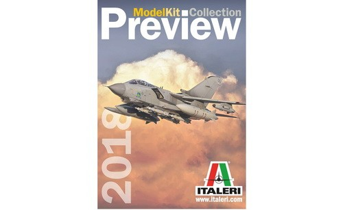 Italeri-Katalog, Ergänzung zu 2017/2018