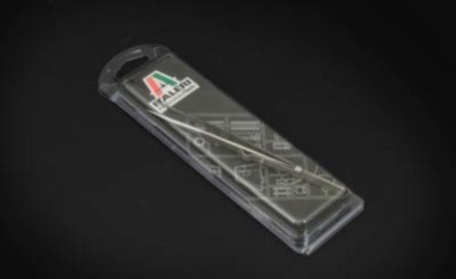 Pinzette, spitz mit Arretierung 160mm