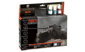 Tiger II WoT