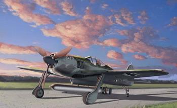Focke-Wulf Fw190A-5/U-14