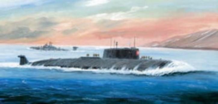 Kursk K-141 Russisches U-Boot
