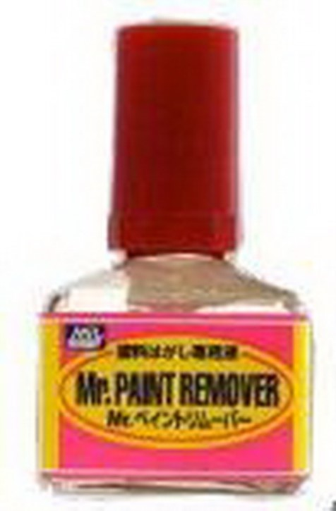 Mr. Paint Remover, 40 ml, beseitigt Lackierfehler