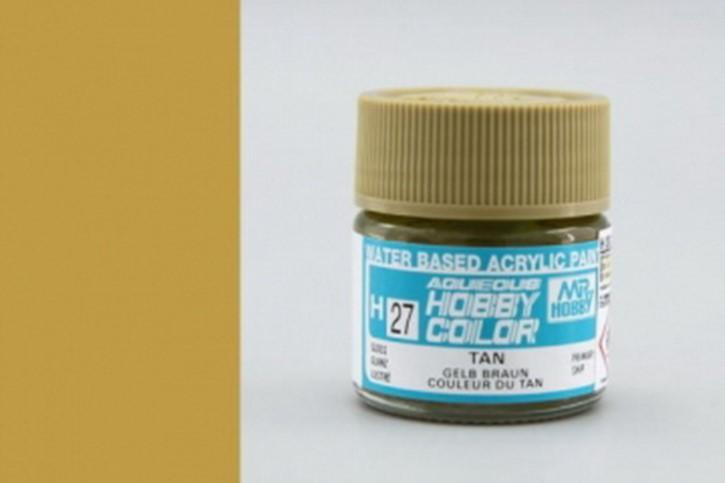 H27-gelbbraun, glänzend, Acryl, 10 ml