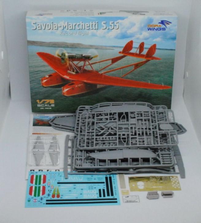 Savoia-Marchetti S.55 Record Flight, limitiert