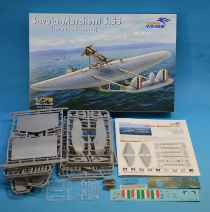 Savoia-Marchetti S.55 Torpedo Bomber, limitiert