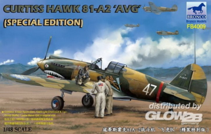 Curtiss Hawk 81-A2AVG(Special Edition