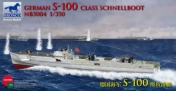 dt. Schnellboot S-100
