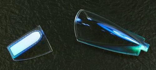 Antireflex Verglasung A-10A für HB 80323