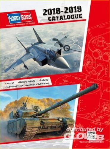 Hobby-Boss Katalog 2018, ab 02/2018