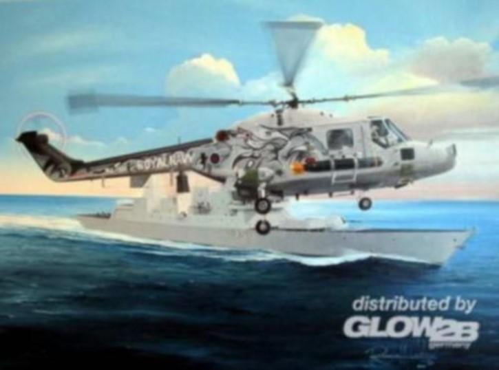 Royal Navy Westland Lynx HAS.3