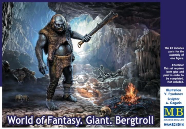 World of Fantasy Giant. Bergtroll, 1 Figur