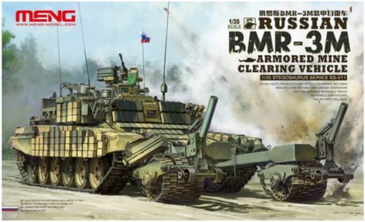 russ. BMR-3M Armored Mine Clearing Vehicle, Neuheit 05/17