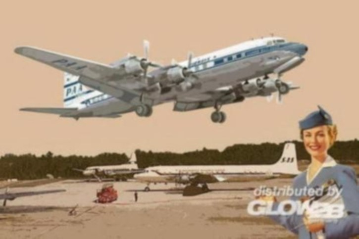 DC-7C Pan Am