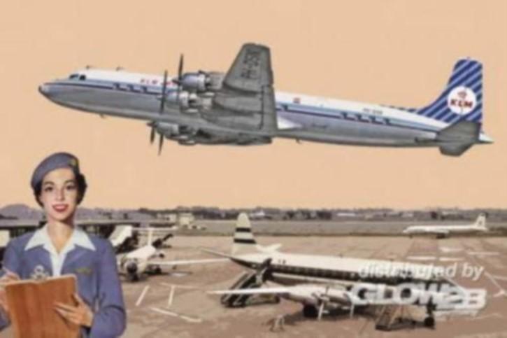 DC-7C Royal Dutch Ailines KLM