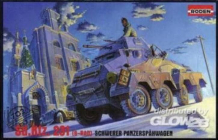 Sd.Kfz.231, schwerer Panzerspähwagen