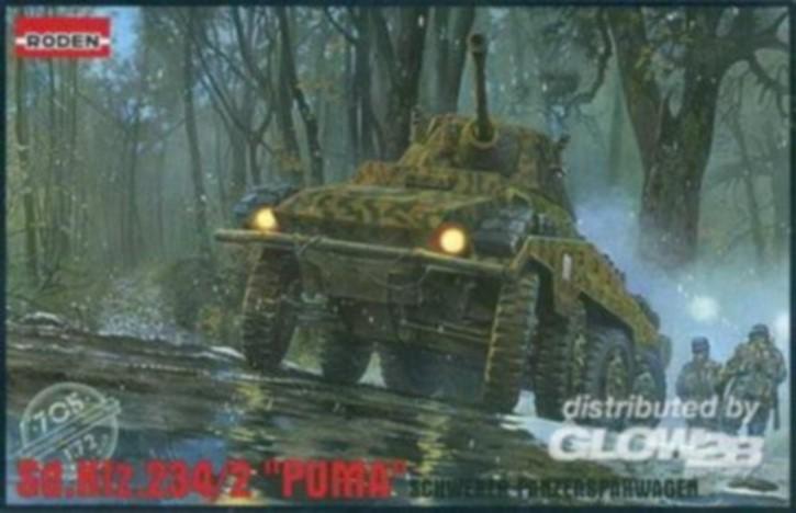 Sd.Kfz.234/2 Puma, schwerer Spähwagen