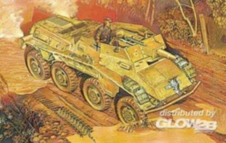 Sd.Kfz.234/3 schw. Pz. Kanonenwagen