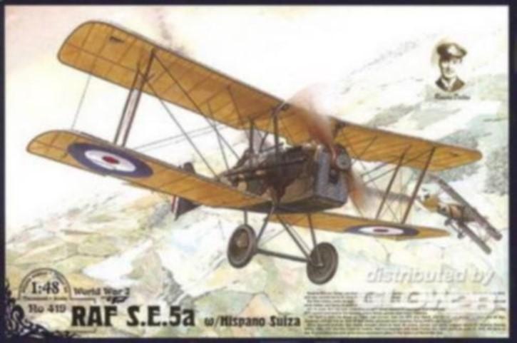 RAF S.E. 5a