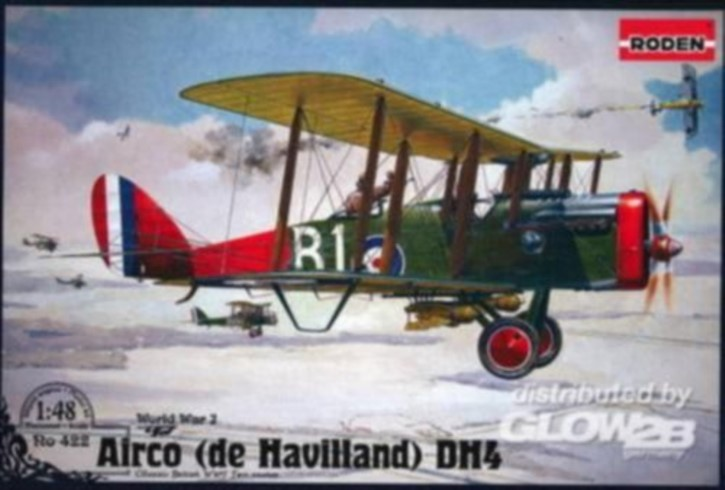 De Havilland D.H.4 (Eagle)