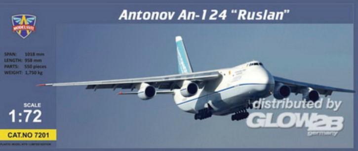 Antonov An-124-100 Ruslan cargo