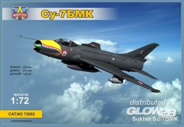Sukhoi Su-7BMK Export version