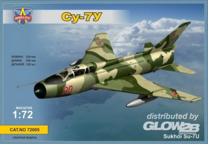 Sukhoi Su-7U Trainer