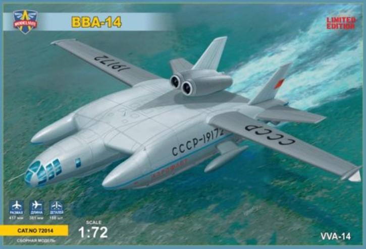 VVA-14 sov. exper. Hydroplane