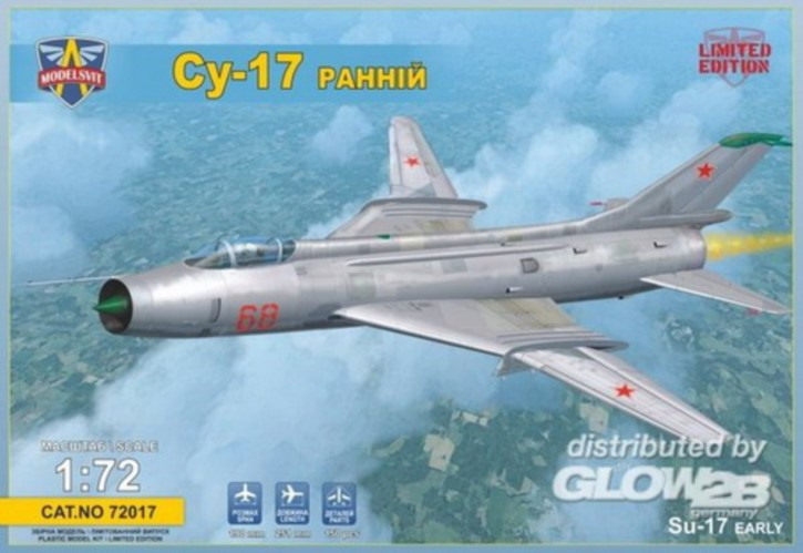 Sukhoi Su-17 early