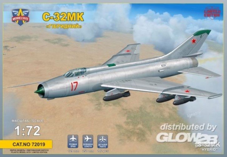Sukhoi S-32MK sov. bomber
