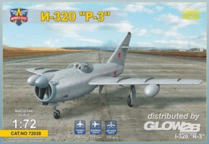 "I-32ß""R-3"" all weather interceptor prototype"