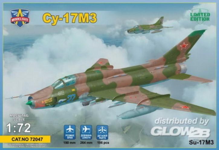 Sukhoi Su-17M3, limitiert