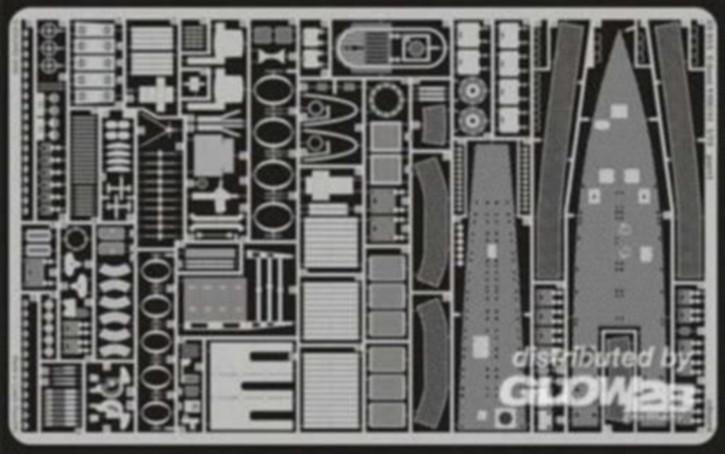 U-Boot VIIC/41, Fotoätzteile (REV)