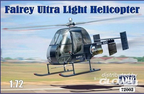 Fairey ultry light helicopter