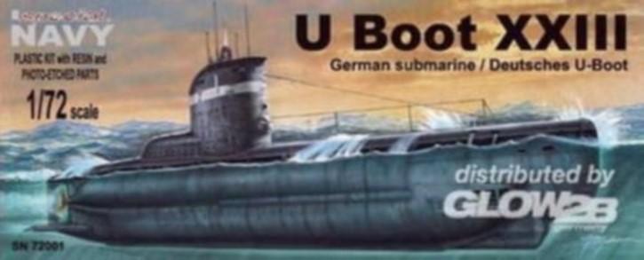dt. U-Boot Typ XXIII