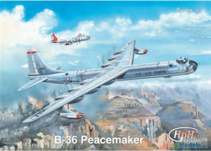Corvair B-36 Peacemaker, Resin Hitech-Bausatz