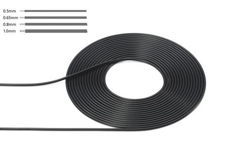 0,65 mm Kabel/Schlauch