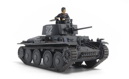 WWII PzKpfw. 38(t) Ausf. E/F