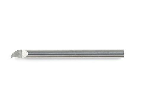 Gravurklinge 0,2mm / 2mm Schaft / L 25mm