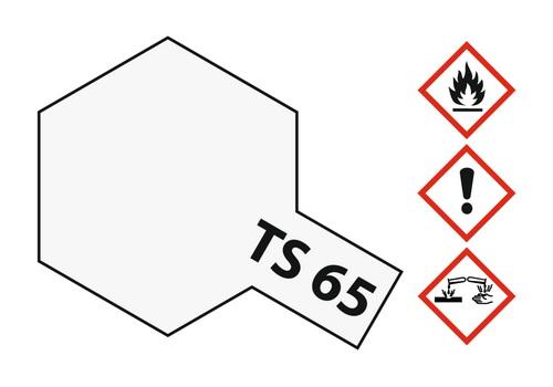 Acryl-Spray-Farbe TS 65 Perl-klar 100 ml