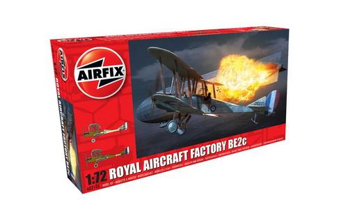 RAF BE2C