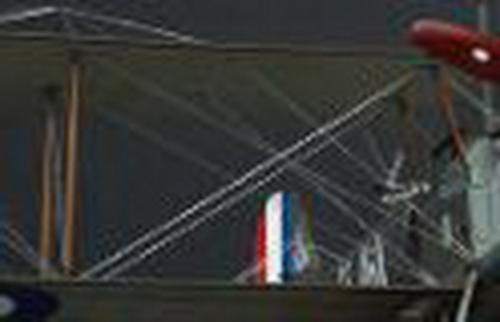 RAF flat rigging for RFC aircraft x200m