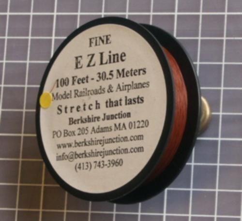 EZ Line Fine Rost 0,15mm x 30,5m Verspannung