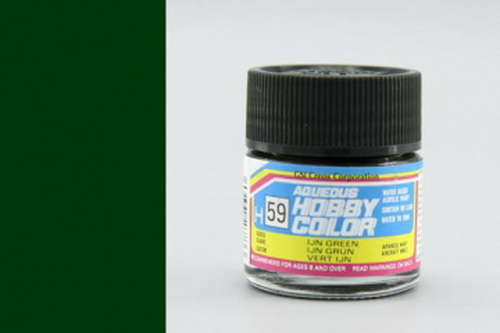 H59-IJN-grün, glänzend, Acryl, 10 ml